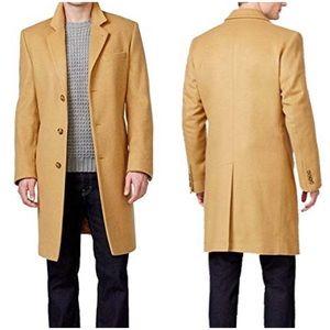 NWT Michael Michael Kors Madison Coat Camel 40R